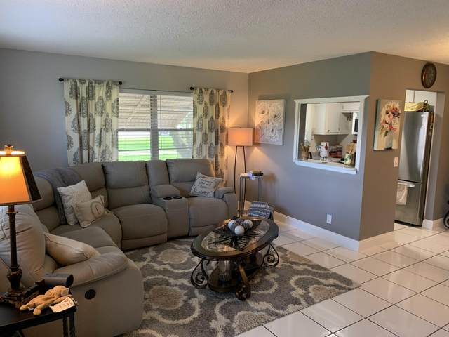 153 Cambridge G #153, West Palm Beach, FL 33417 (#RX-10671265) :: Posh Properties