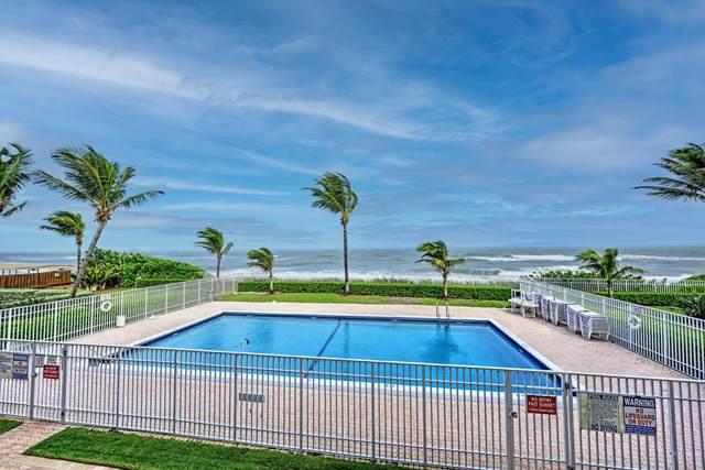 9800 S Ocean Drive #206, Jensen Beach, FL 34957 (#RX-10671269) :: Posh Properties