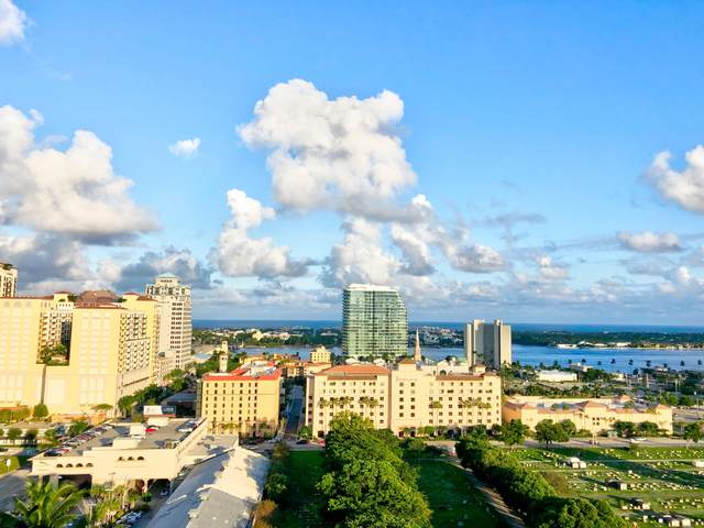 550 Okeechobee Boulevard #1823, West Palm Beach, FL 33401 (MLS #RX-10671318) :: Castelli Real Estate Services