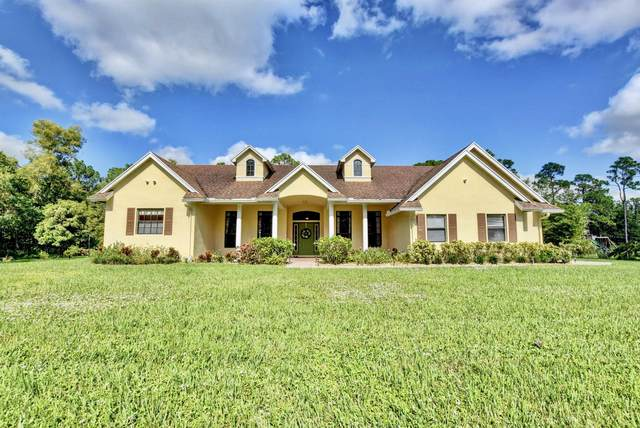18563 44th Place N, Loxahatchee, FL 33470 (MLS #RX-10671329) :: Berkshire Hathaway HomeServices EWM Realty