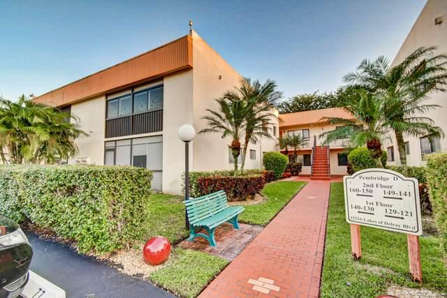 15216 Lakes Of Delray Boulevard #136, Delray Beach, FL 33484 (#RX-10671346) :: Posh Properties
