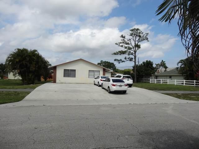 4707 Clinton Boulevard Boulevard 4707 & 4709, Lake Worth, FL 33463 (MLS #RX-10671356) :: Berkshire Hathaway HomeServices EWM Realty