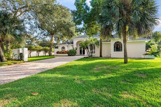 690 Eugenia Road, Vero Beach, FL 32963 (MLS #RX-10671377) :: THE BANNON GROUP at RE/MAX CONSULTANTS REALTY I