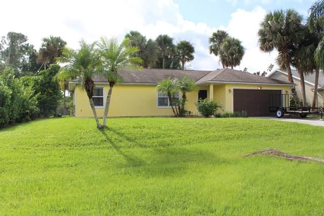 1302 SW Porter Road, Port Saint Lucie, FL 34953 (MLS #RX-10671380) :: Miami Villa Group