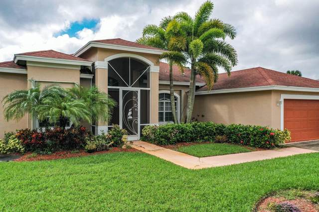 1102 SW Bellevue Avenue, Port Saint Lucie, FL 34953 (MLS #RX-10671391) :: Miami Villa Group