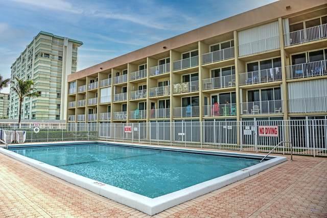 9800 S Ocean Drive #109, Jensen Beach, FL 34957 (#RX-10671410) :: Posh Properties