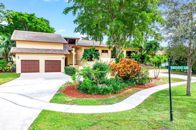 20912 Pinar Trail, Boca Raton, FL 33433 (MLS #RX-10671450) :: THE BANNON GROUP at RE/MAX CONSULTANTS REALTY I