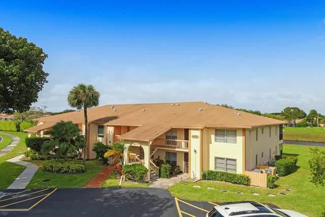 13022 Lady Palm Court C, Delray Beach, FL 33484 (#RX-10671519) :: Posh Properties