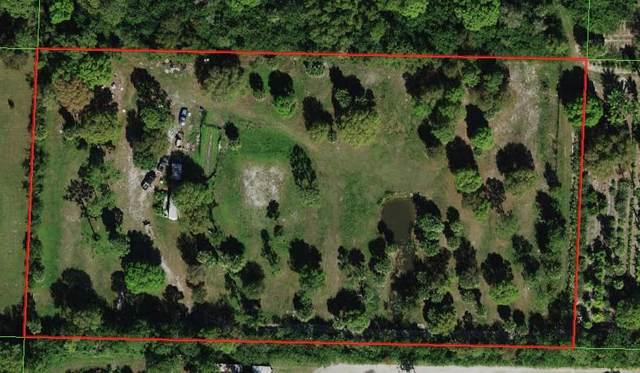 3761 C Road, Loxahatchee Groves, FL 33470 (MLS #RX-10671539) :: Berkshire Hathaway HomeServices EWM Realty