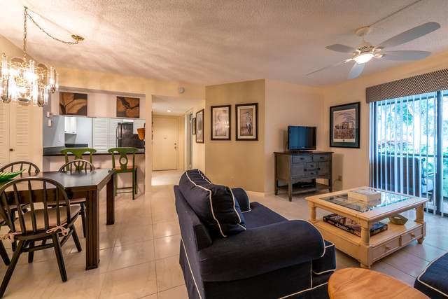 15465 Lakes Of Delray Boulevard #104, Delray Beach, FL 33484 (#RX-10671571) :: Posh Properties