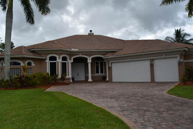1207 SW Squire Johns Lane, Palm City, FL 34990 (MLS #RX-10671633) :: Berkshire Hathaway HomeServices EWM Realty