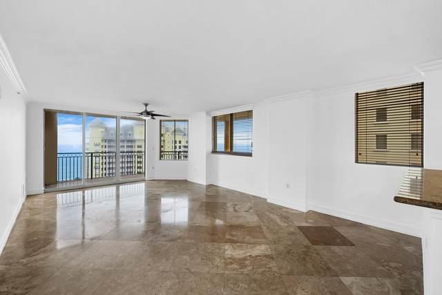 2011 N Ocean Boulevard #1101, Fort Lauderdale, FL 33305 (#RX-10671657) :: Posh Properties