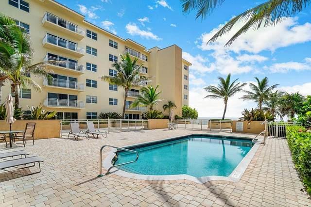 310 S Ocean Boulevard #3040, Boca Raton, FL 33432 (#RX-10671660) :: Ryan Jennings Group
