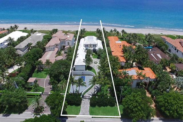 2365 S Ocean Boulevard, Highland Beach, FL 33487 (MLS #RX-10671666) :: Castelli Real Estate Services