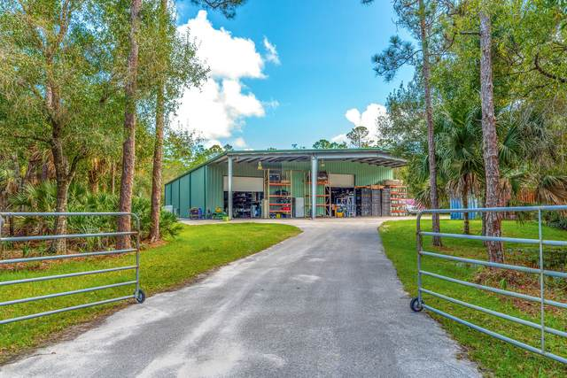 5334 SW Woodham Street, Palm City, FL 34990 (MLS #RX-10671673) :: THE BANNON GROUP at RE/MAX CONSULTANTS REALTY I