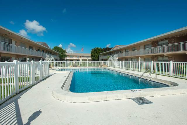 2001 NE 38th Street #7, Lighthouse Point, FL 33064 (MLS #RX-10671679) :: Castelli Real Estate Services