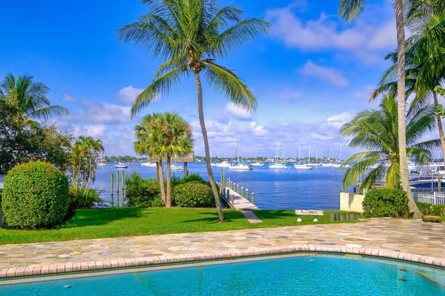 609 SW Ocean Boulevard, Stuart, FL 34994 (MLS #RX-10671691) :: Laurie Finkelstein Reader Team