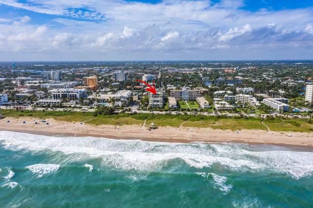 100 N Ocean Boulevard #420, Delray Beach, FL 33483 (#RX-10671708) :: Posh Properties