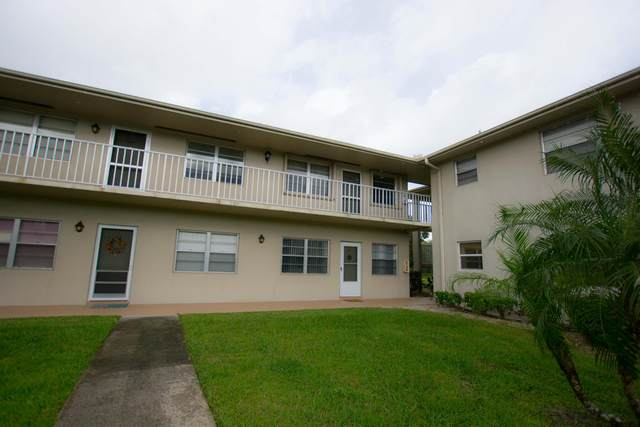 20 Lake Vista Trail #105, Port Saint Lucie, FL 34952 (#RX-10671725) :: Posh Properties