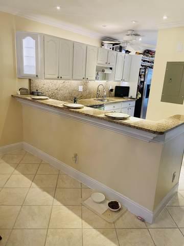 1561 NW 20th Avenue #103, Delray Beach, FL 33445 (#RX-10671747) :: Posh Properties