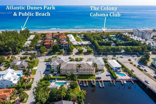 1700 S Ocean Boulevard #22, Delray Beach, FL 33483 (#RX-10671764) :: Posh Properties