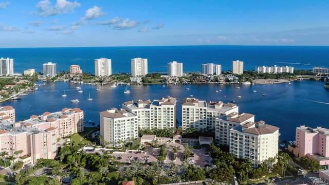 400 SE 5th Avenue #905, Boca Raton, FL 33432 (#RX-10671792) :: Posh Properties