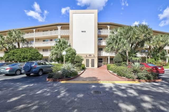 1903 Bermuda Circle K4, Coconut Creek, FL 33066 (#RX-10671823) :: Posh Properties
