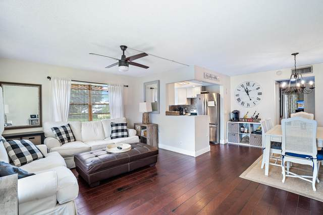 25 Dorchester B, West Palm Beach, FL 33417 (MLS #RX-10671867) :: Berkshire Hathaway HomeServices EWM Realty