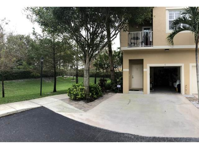 158 Village Boulevard C, Tequesta, FL 33469 (#RX-10671929) :: Realty One Group ENGAGE