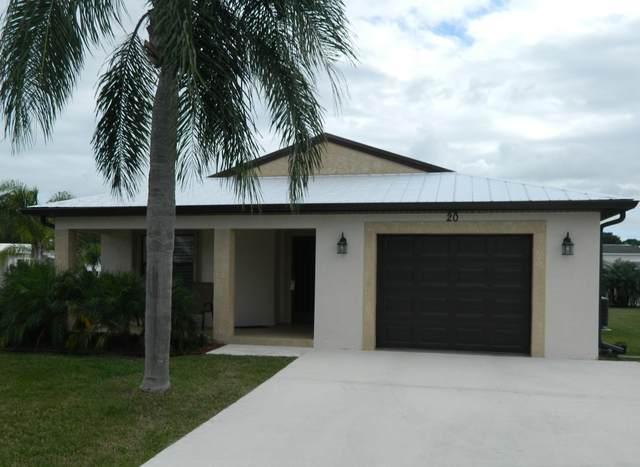 14495 Isla Flores Avenue, Fort Pierce, FL 34951 (MLS #RX-10671999) :: Berkshire Hathaway HomeServices EWM Realty