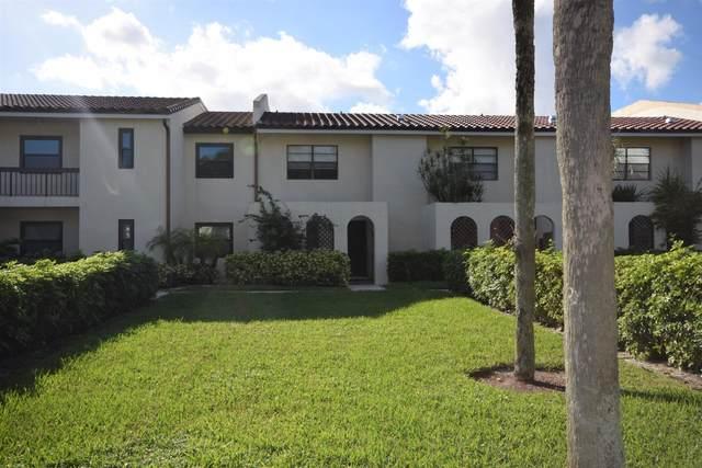 21863 Arriba Real 8-E, Boca Raton, FL 33433 (#RX-10672049) :: Signature International Real Estate