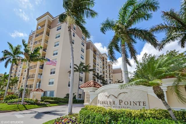 1803 N Flagler Drive #207, West Palm Beach, FL 33407 (#RX-10672065) :: Posh Properties