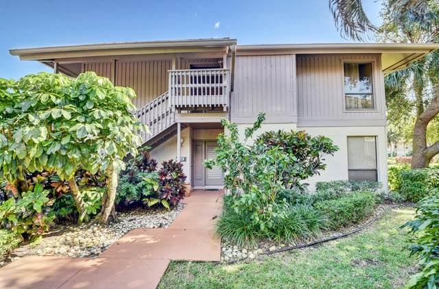 7082 Rain Forest Drive H-3-L, Boca Raton, FL 33434 (MLS #RX-10672075) :: Berkshire Hathaway HomeServices EWM Realty
