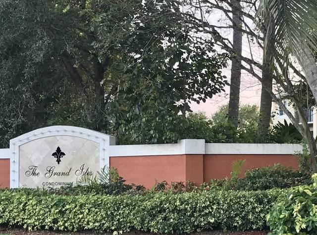 4177 N Haverhill Road #802, West Palm Beach, FL 33417 (#RX-10672090) :: Posh Properties