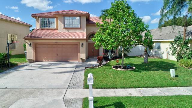 7338 Michigan Isle Road, Lake Worth, FL 33467 (MLS #RX-10672099) :: THE BANNON GROUP at RE/MAX CONSULTANTS REALTY I