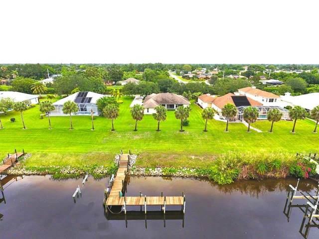 2636 SW River Shore Drive, Port Saint Lucie, FL 34984 (MLS #RX-10672103) :: Laurie Finkelstein Reader Team
