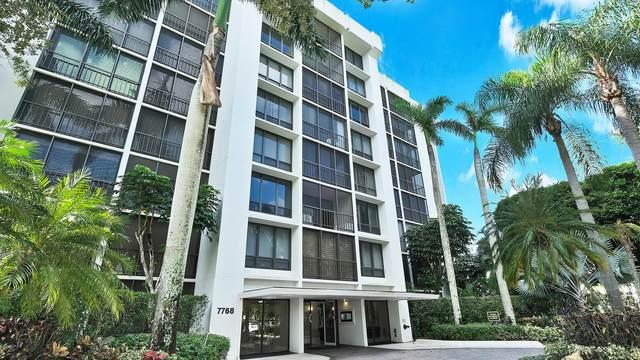 7768 Lakeside Boulevard #556, Boca Raton, FL 33434 (#RX-10672119) :: Signature International Real Estate