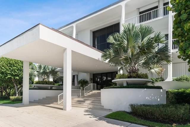 2275 S Ocean Boulevard 203A, Palm Beach, FL 33480 (MLS #RX-10672267) :: Castelli Real Estate Services