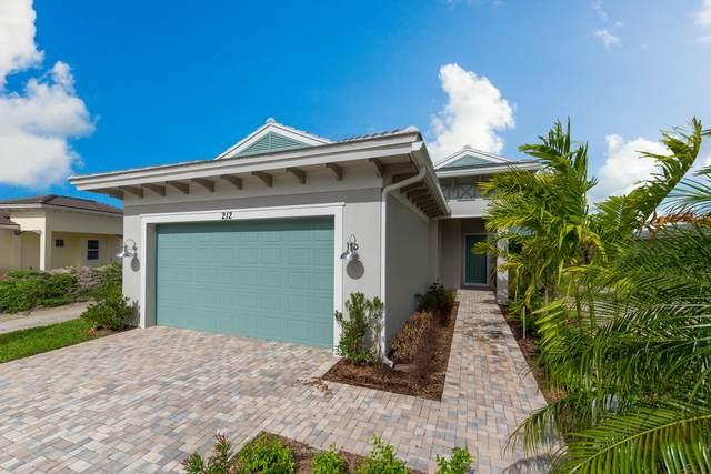 212 SE Via Tirso, Port Saint Lucie, FL 34952 (MLS #RX-10672335) :: Miami Villa Group