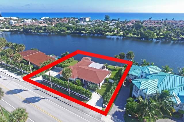 210 Ocean Drive, Juno Beach, FL 33408 (MLS #RX-10672348) :: Berkshire Hathaway HomeServices EWM Realty