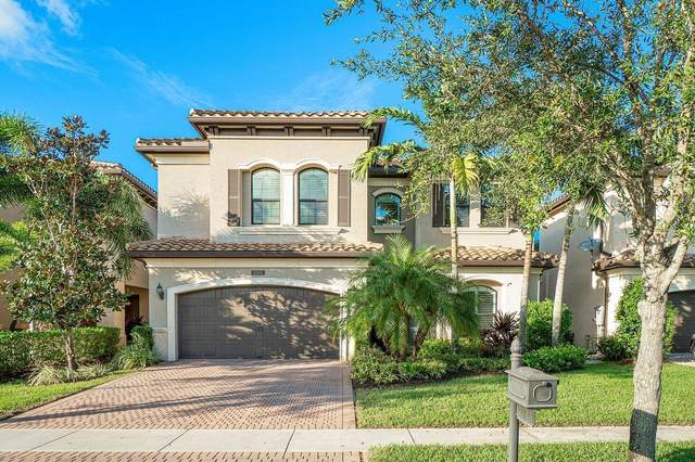 8165 Hutchinson Court, Delray Beach, FL 33446 (MLS #RX-10672353) :: THE BANNON GROUP at RE/MAX CONSULTANTS REALTY I