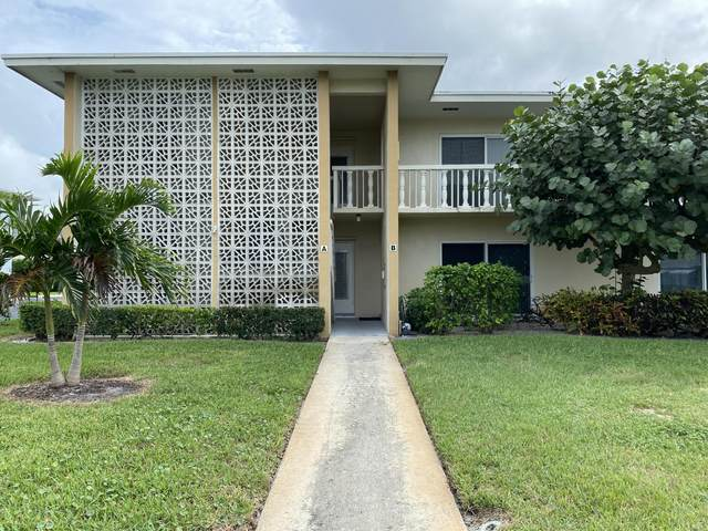 120 South Boulevard 1A, Boynton Beach, FL 33435 (#RX-10672369) :: Posh Properties