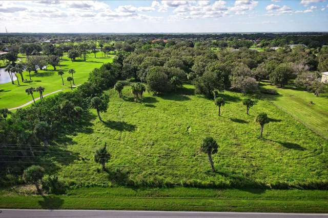 3055 Johnston Road, Fort Pierce, FL 34951 (MLS #RX-10672382) :: Berkshire Hathaway HomeServices EWM Realty