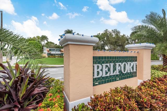 9981 N Belfort Circle #205, Tamarac, FL 33321 (#RX-10672387) :: Posh Properties
