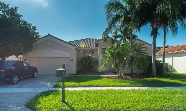 6591 Boticelli Drive, Lake Worth, FL 33467 (MLS #RX-10672393) :: Berkshire Hathaway HomeServices EWM Realty