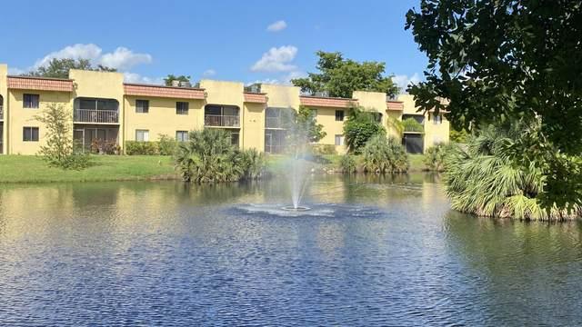 900 SW 9th Street Circle #106, Boca Raton, FL 33486 (MLS #RX-10672408) :: Berkshire Hathaway HomeServices EWM Realty