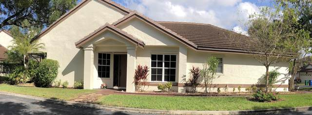 11670 NW 19th Drive, Coral Springs, FL 33071 (MLS #RX-10672418) :: Berkshire Hathaway HomeServices EWM Realty