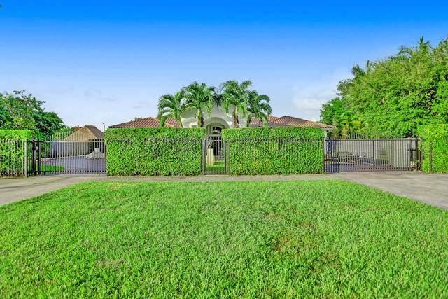12335 NW 6th Street, Miami, FL 33182 (MLS #RX-10672431) :: Berkshire Hathaway HomeServices EWM Realty