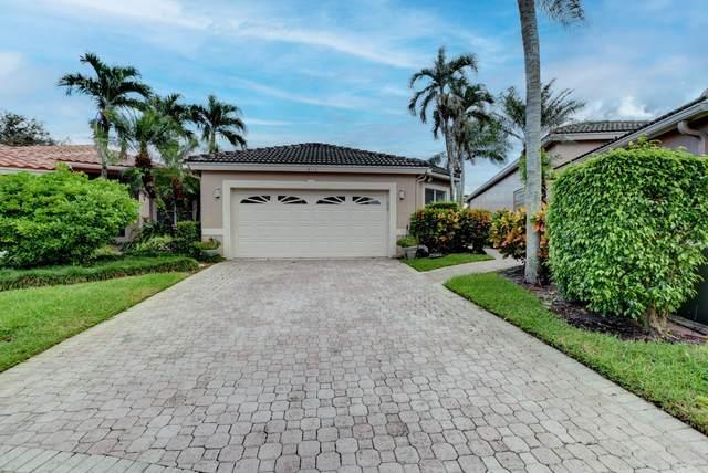 16113 Lomond Hills Trail, Delray Beach, FL 33446 (MLS #RX-10672465) :: Miami Villa Group