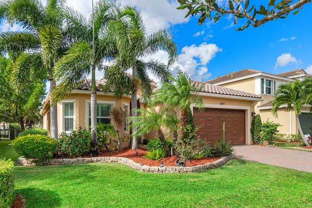 2887 Bellarosa Circle, Royal Palm Beach, FL 33411 (#RX-10672477) :: Ryan Jennings Group